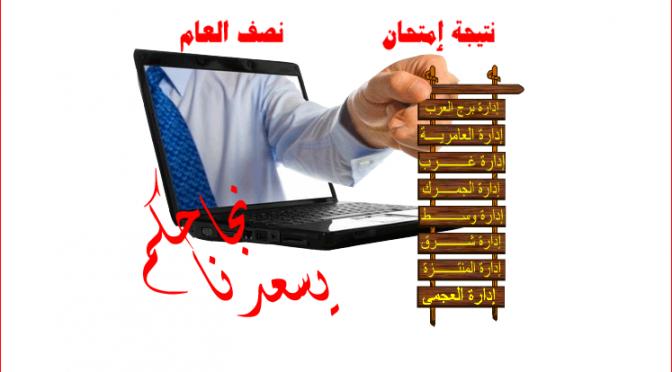 نتيجة الشهادة الإعدادية بمحافظة الإسكندرية 2015
