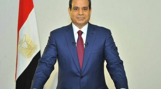 السيسي يصدر عفو عن بعض السجناء بمناسبة عيد الشرطة وذكرى ثورة 25 يناير