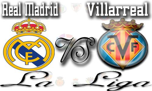 ريال مدريد يستضيف فياريال في مواجهة تعزيز الصدارة