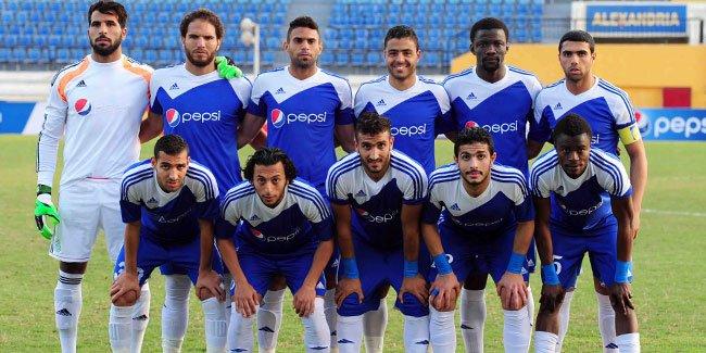 سموحة يعبر أهلي طرابلس إلى دور الـ32 من دوري أبطال أفريقيا