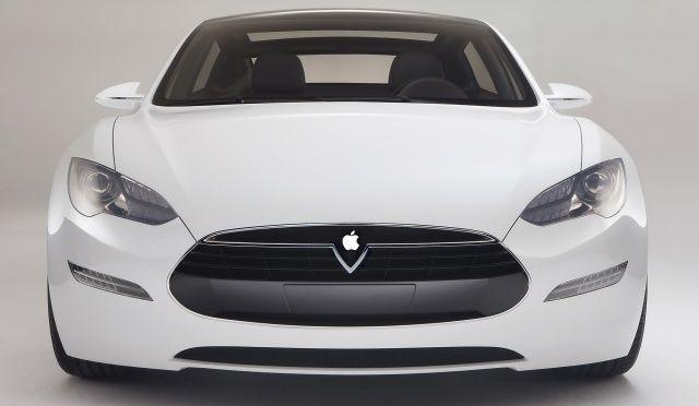 سياره جديده من ابل تعمل بالكهرباء