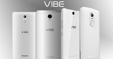 لينوفو تقدم مجموعة جديدة من موبايلات Vibe Max بمؤتمر MWC