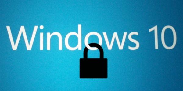 ويندوز 10 يمكنك من استخدام بصمه الأصابع والعين في قفل حسابك