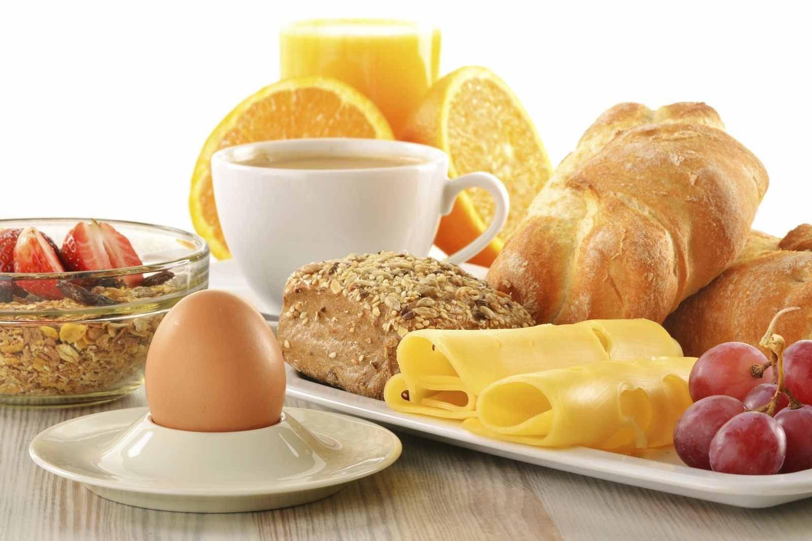 اهمية وجبة الافطار الصباحي