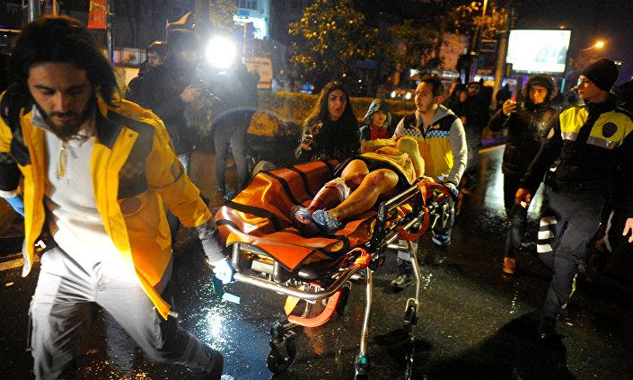 """البرلمان التركى يقرر مد حالة الطوارئ ثلاثة أشهر بعد الهجوم الإرهابى على ملهى """"رينا"""""""