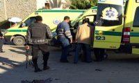 ارتفاع عد ضحايا تفجير  العريش ل 9 شهداء